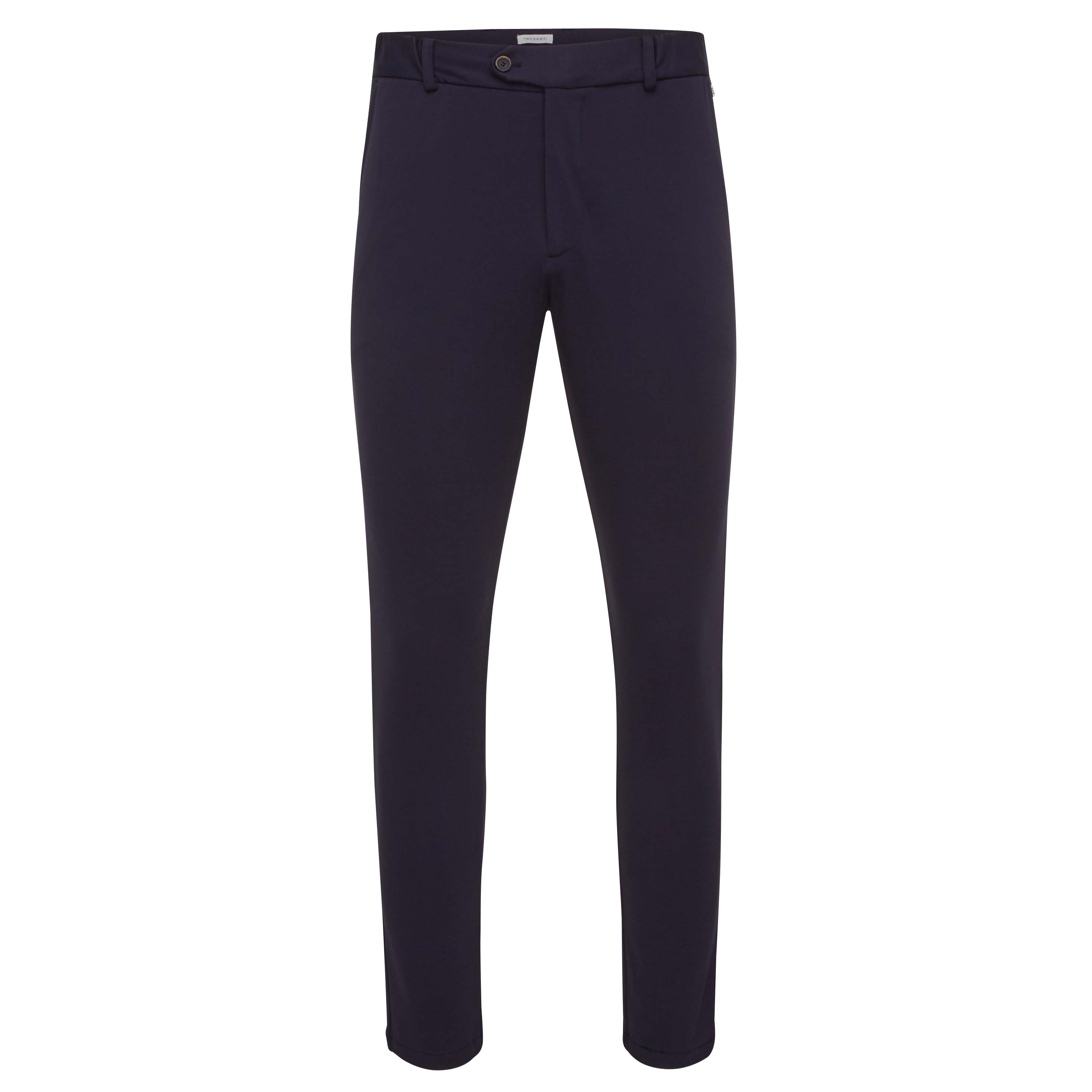 Timo | Trousers stretch navy