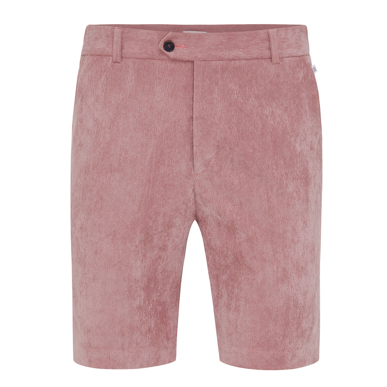 Mason | Short jogger pink rib