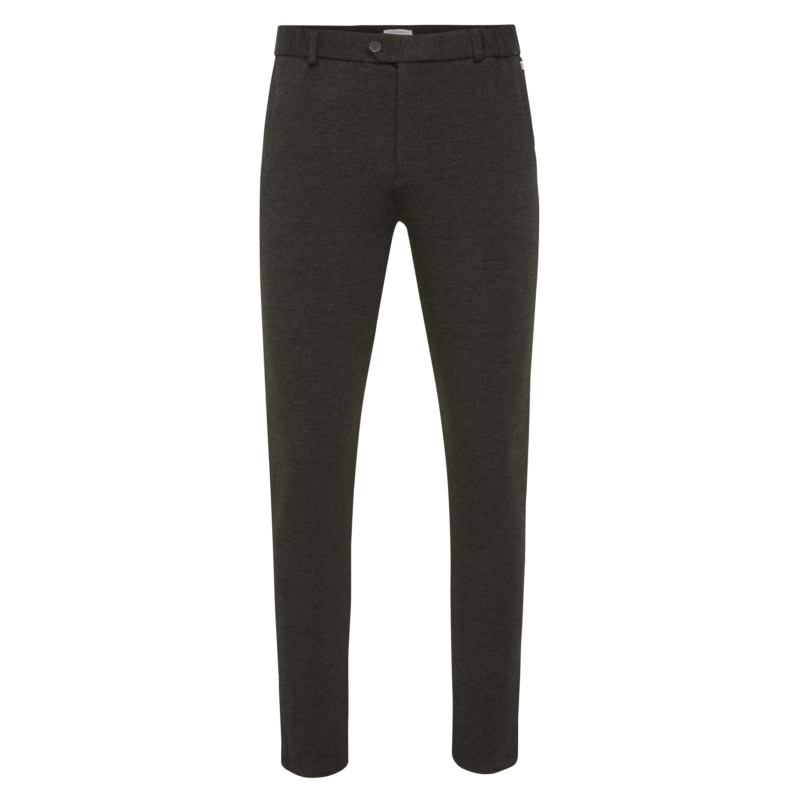 Timo | Trousers stretch anthracite