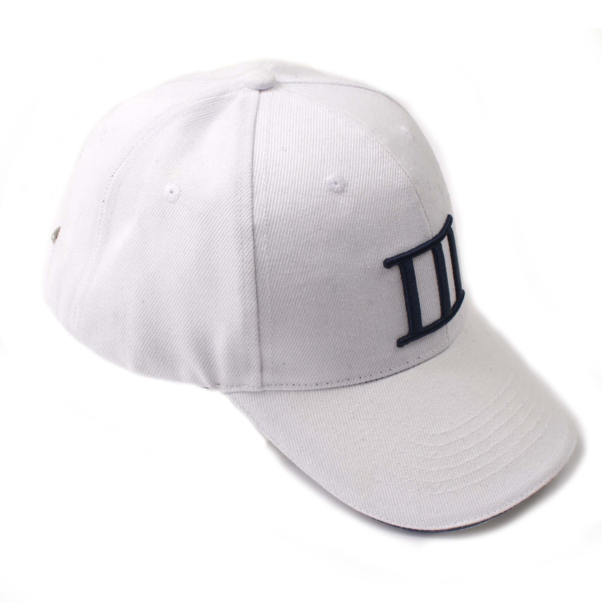 White Tresanti branded cap