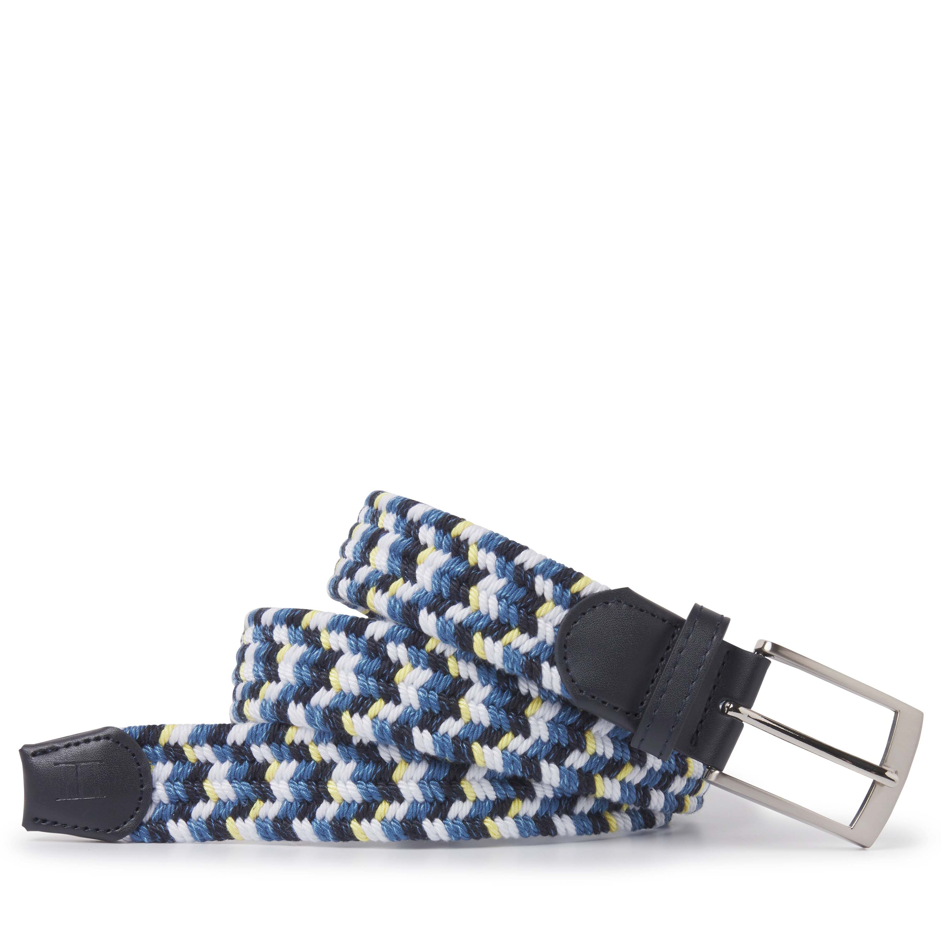 Tuesday | Belt braided multicolour | yellow