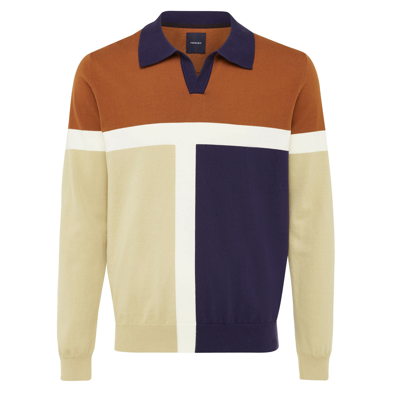 ENZO   Colourblock pullover