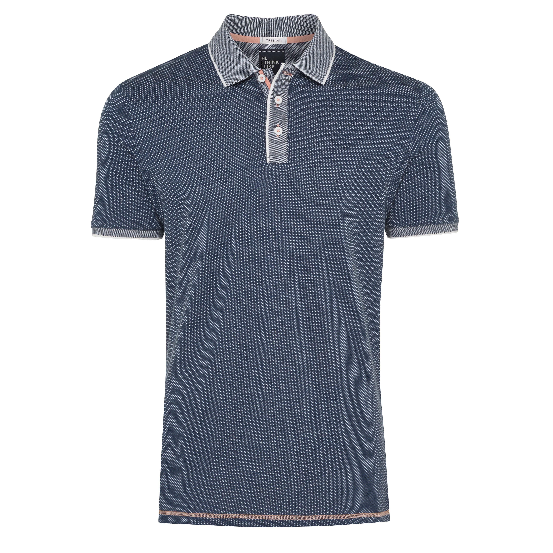 Twan | Poloshirt dark blue