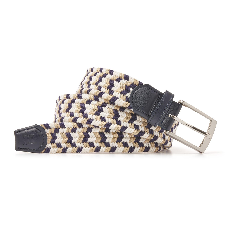 Matz | Belt braided multi colour