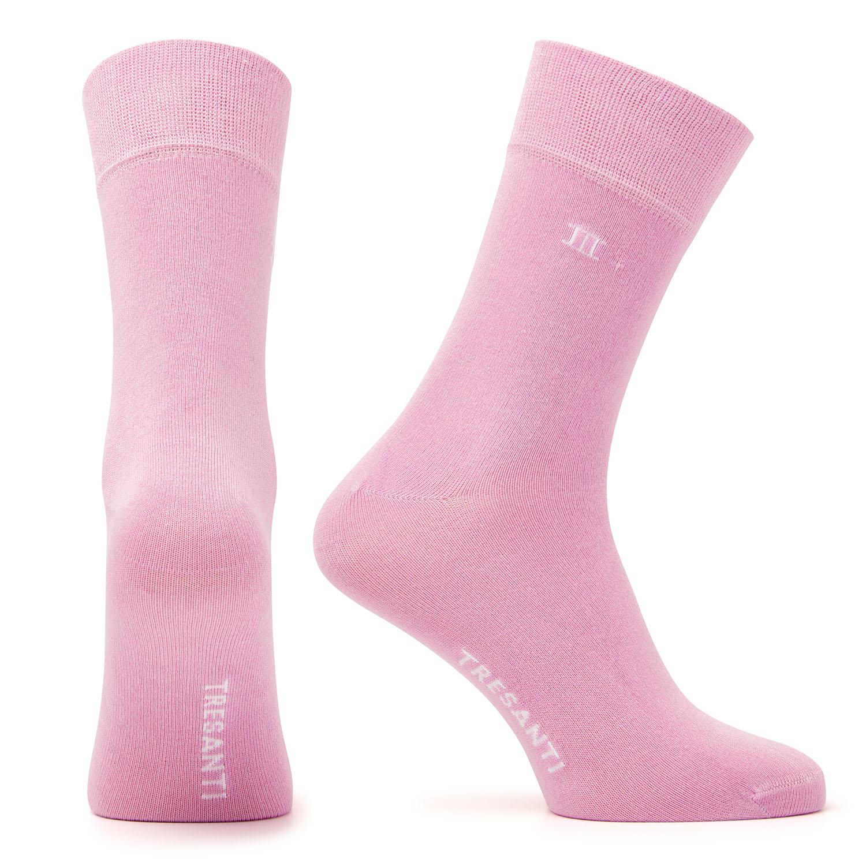 Socks bamboo old pink