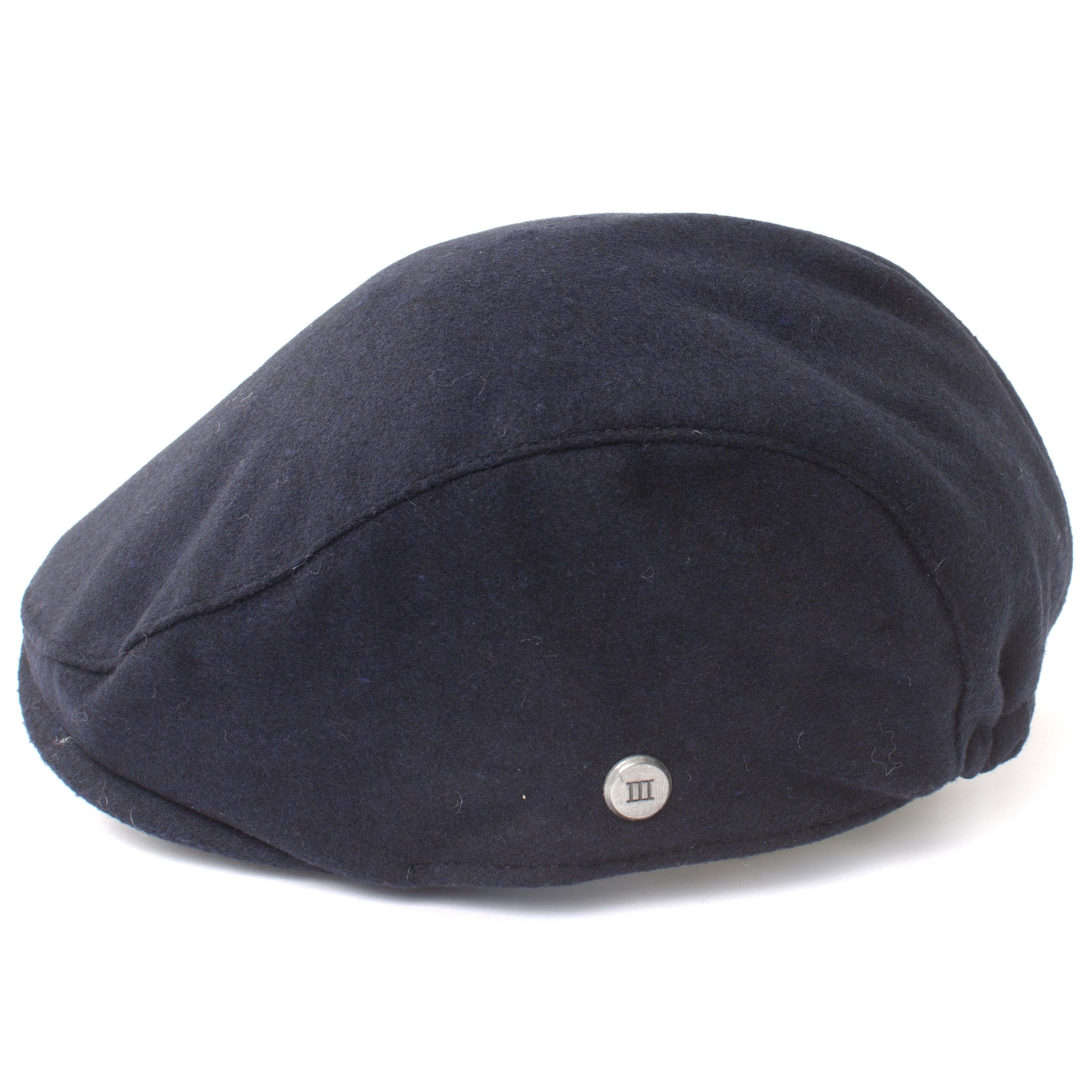 Jaco   Flatcap plain navy