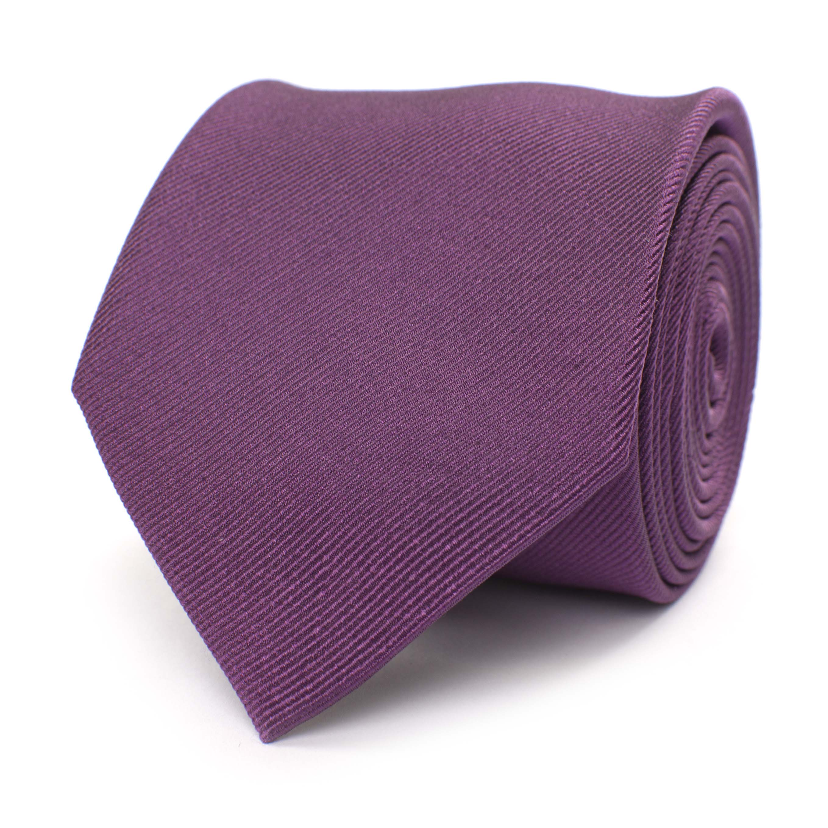 Tie classic ribbed
