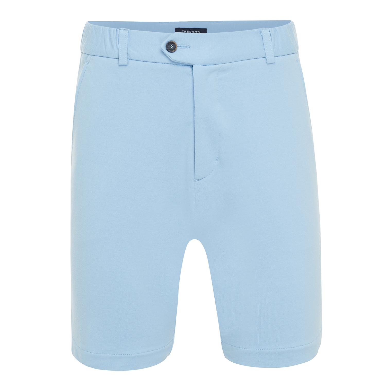 Trey   Shorts stretch light blue