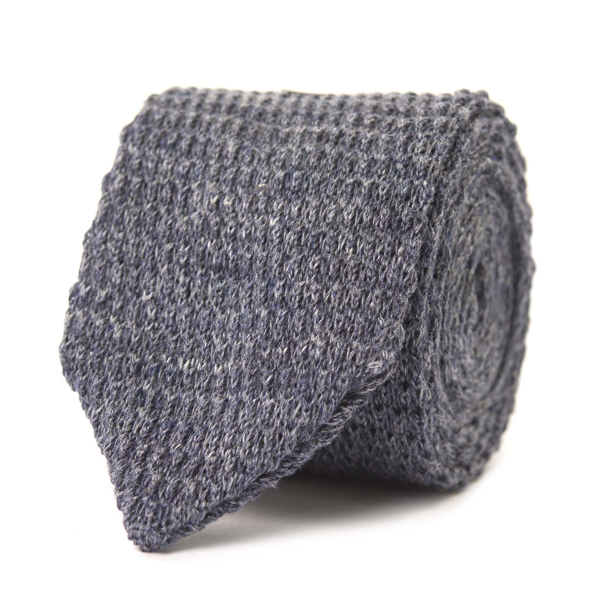 Teun | Tie linen grey