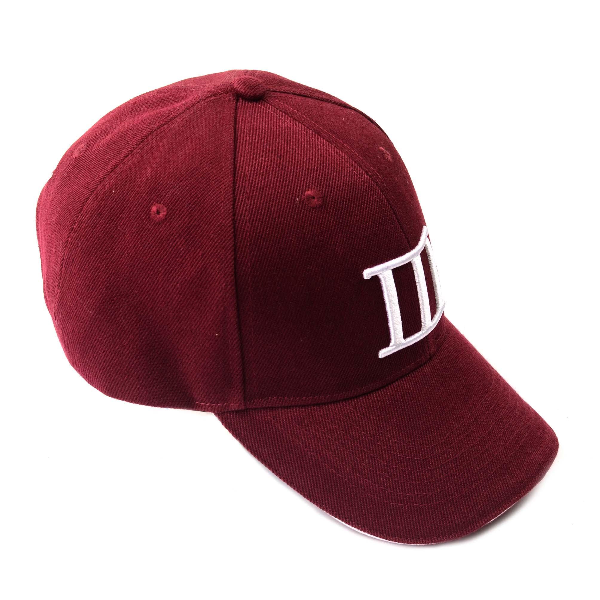 Burgundy Tresanti cap