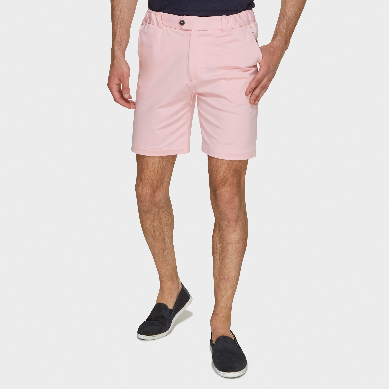 Trey | Shorts stretch pink