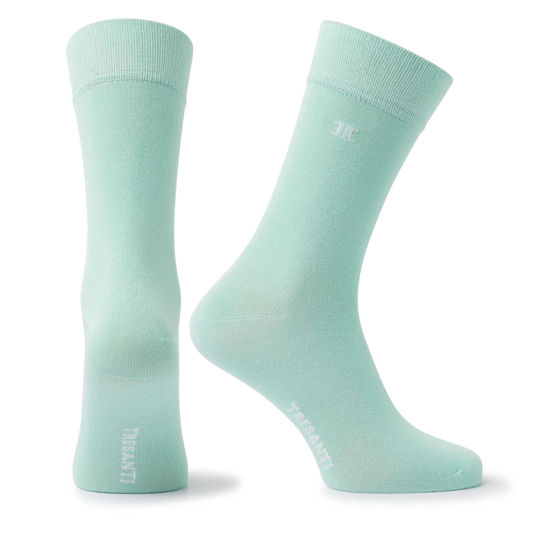 Socks bamboo mint