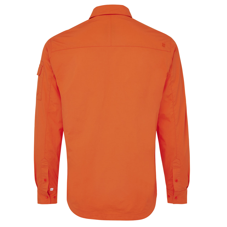 Memphis | Jacket cargo pockets coral