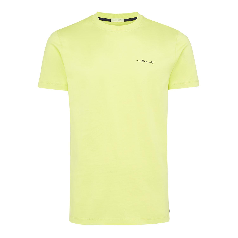 Mauro | T-shirt TRESANTI embroidery yellow