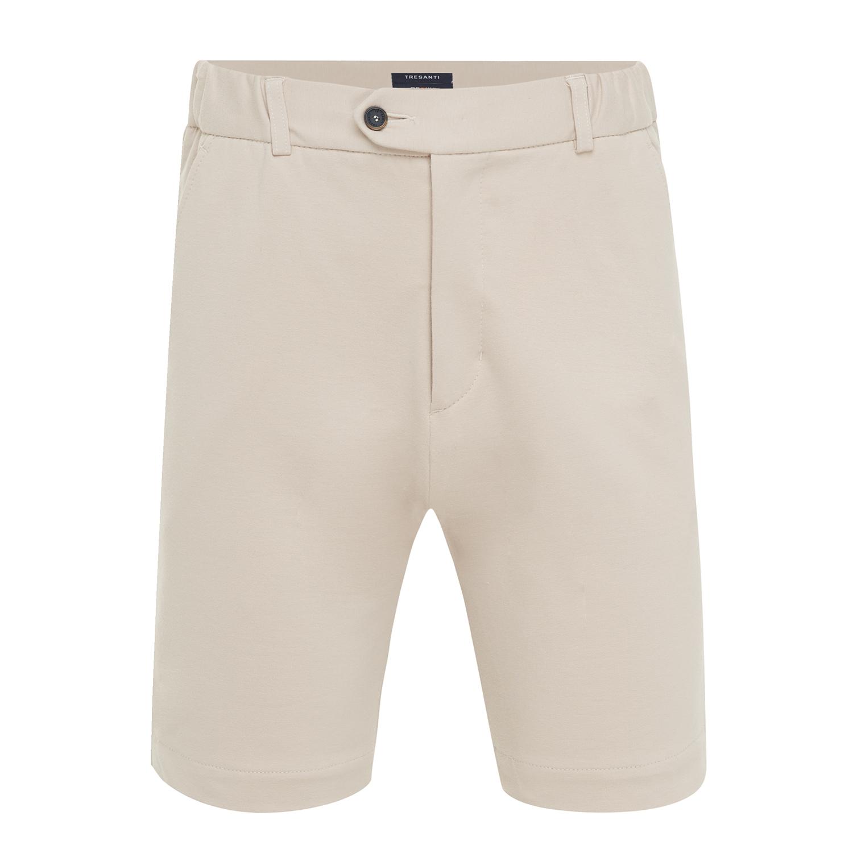 Trey | Shorts stretch beige