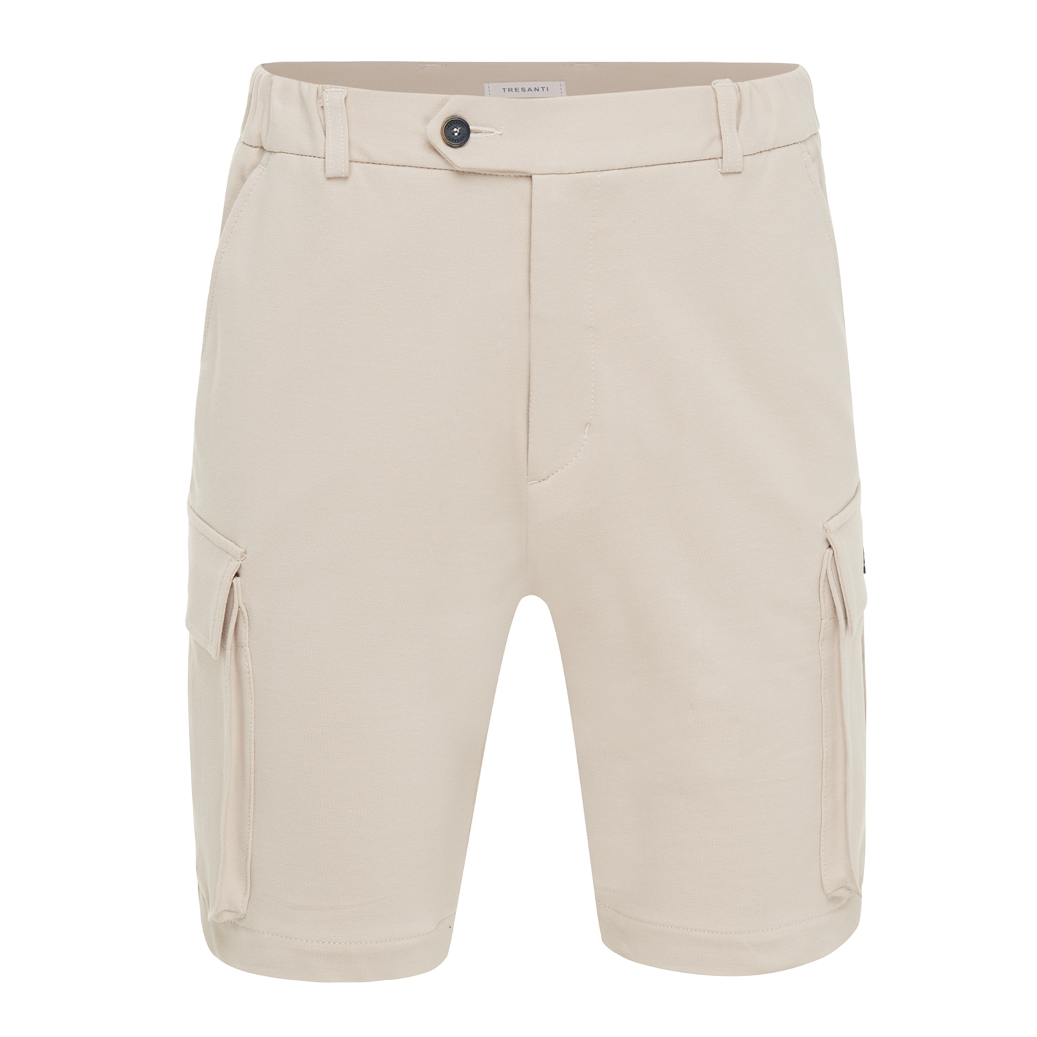 Morgan | Shorts with cargo pockets beige