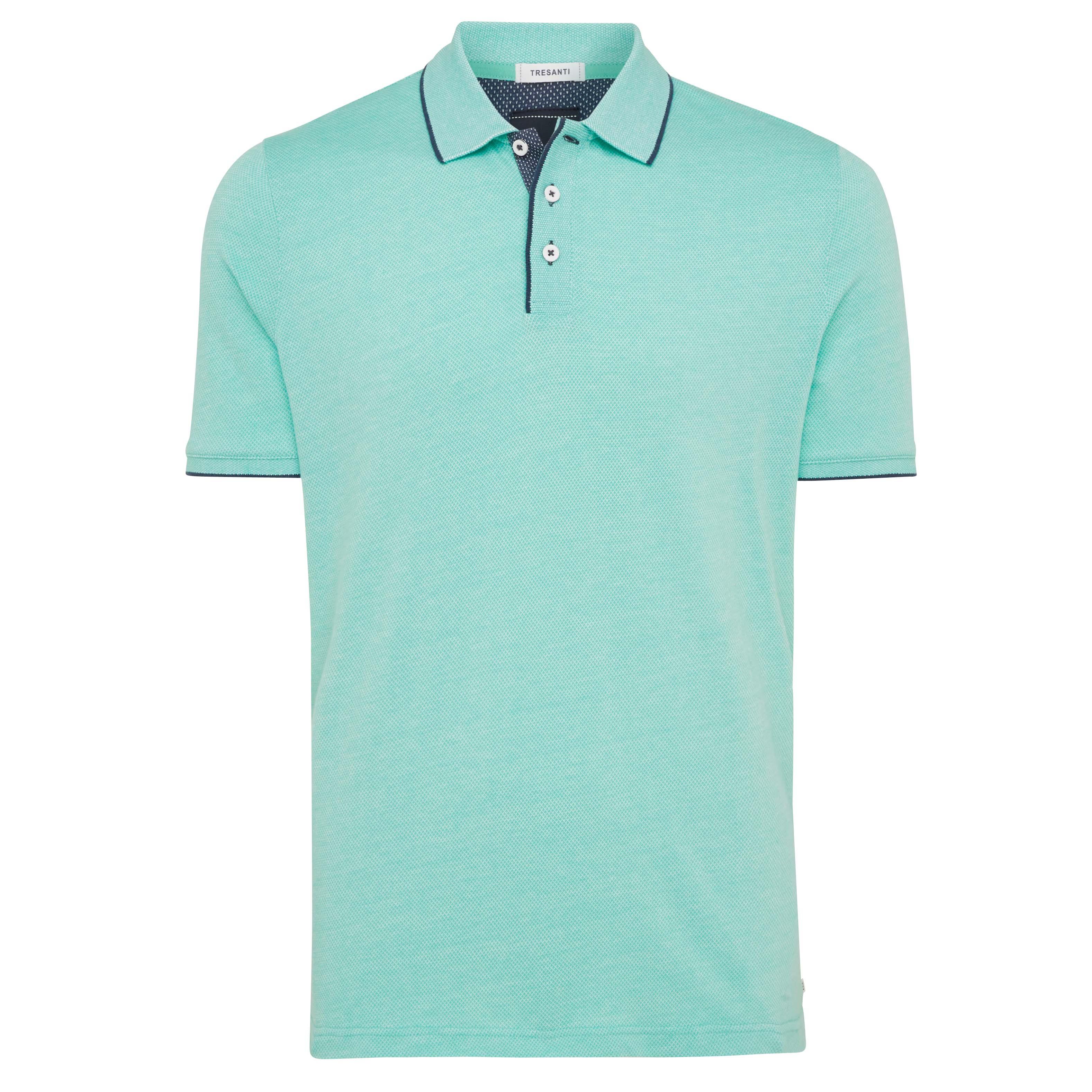 Tomas | Poloshirt mint green