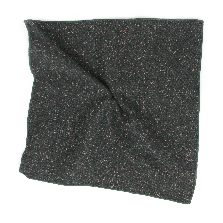 Pocket square woolblend Donegals